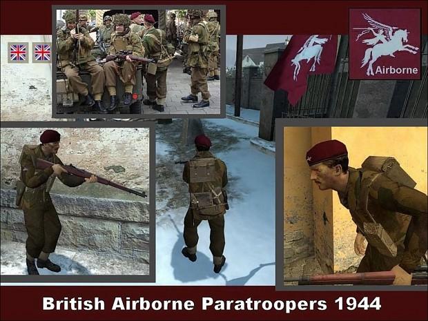 British Paratroopers 1944 1.0 (Beta)