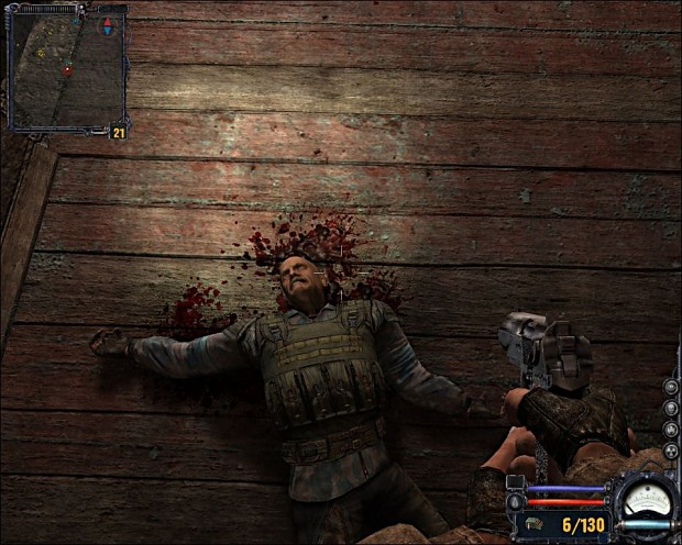 Hades' Real Gore Mod for CS 1.5.04