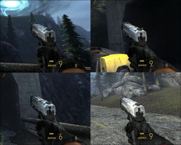 Noppans Pistol Weapon Skin