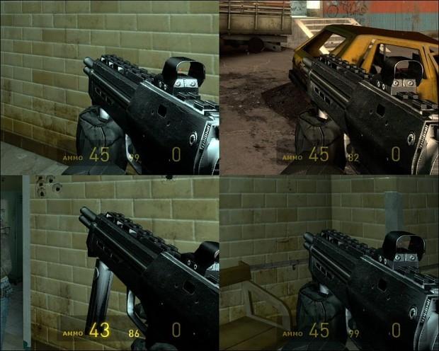 Noppans Retextured SMG Weapon Skin 1.0