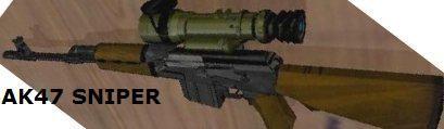 AK47 Sniper