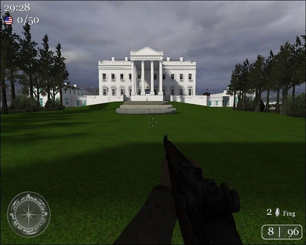 Attack on the Whitehouse 1.0