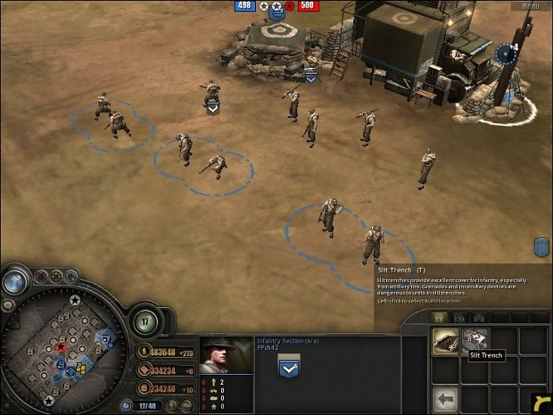 Infantry only mod 0.8