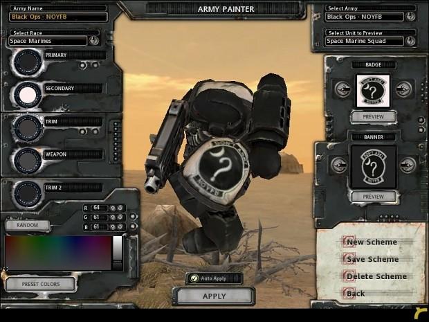Black Ops - NOYFB
