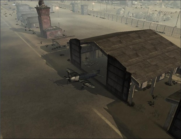 Desert Airfield v1