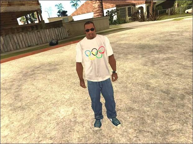 Olympic T - Shirt