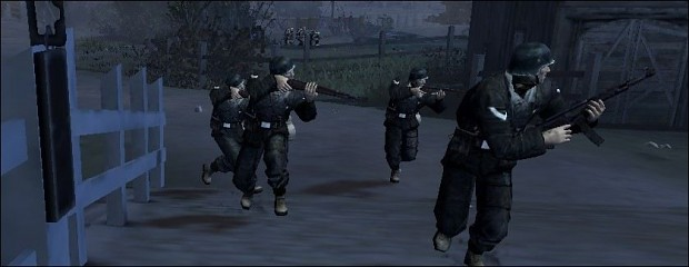Grenadier Uniform 1.0