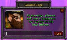 Gnome Sage 1.0
