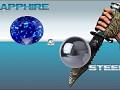 Sapphire & Steel Knife 1.0