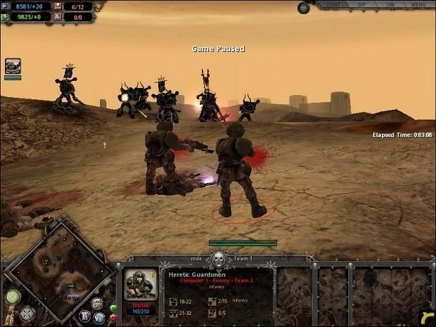 Heretic Guard Mod 1.0