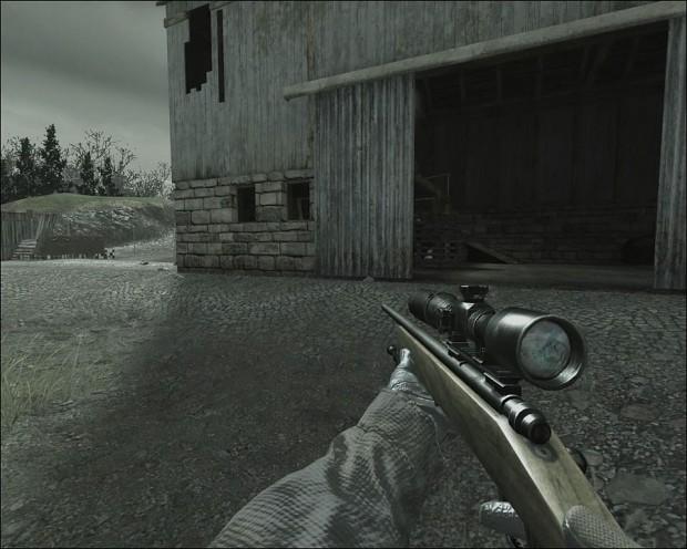 CoD4 M40A3 Sniper Skin Pack