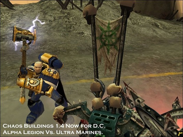 Chaos Buildings - First Blood - DC 1.4