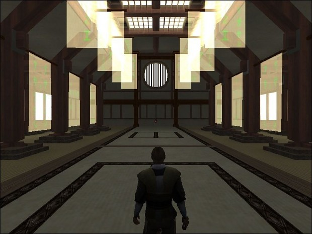 The Animatrix: Training Dojo