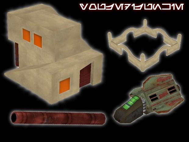 YouJediJunkie's Mini Model Pack 1.0