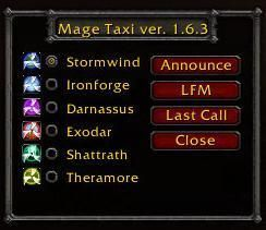 MageTaxi 1.6.3