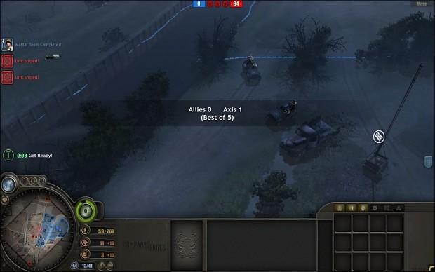 Tournament Mod 1.01