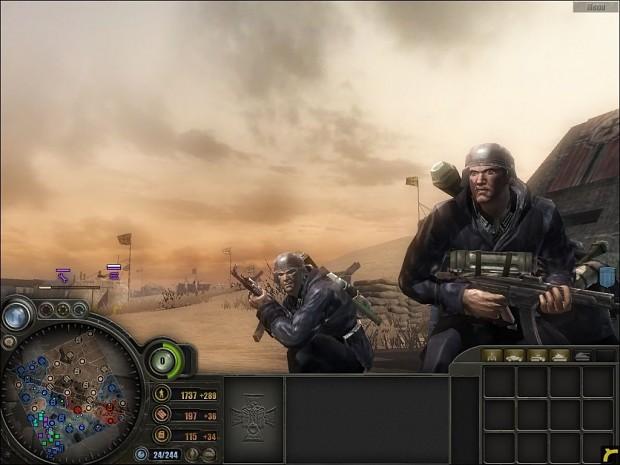Urban Assault Corps Skin 2.0