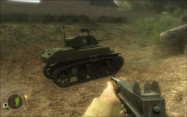 Drivable Tank 1.0