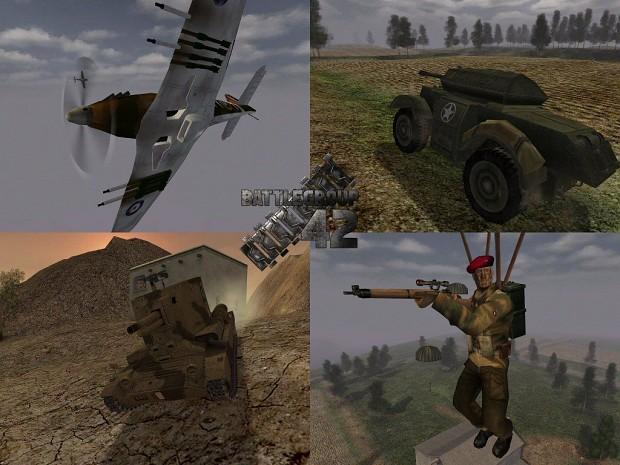 Battlegroup42 v1.4 (Server Files)