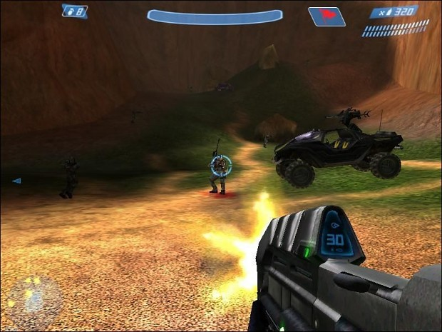 Halo 3 MA5C Assault Rifle