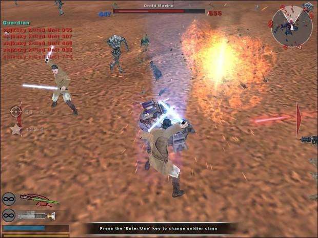 Geonosis Jedi Arena 0.8