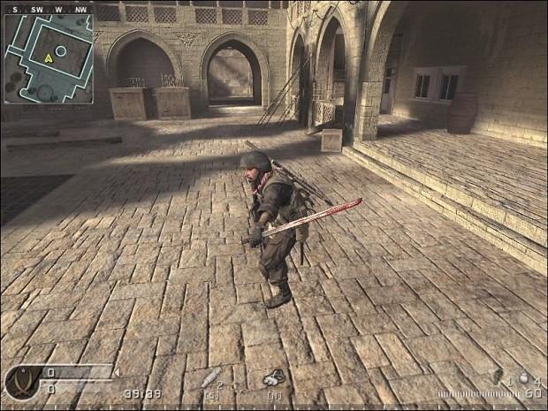 Melee Sword for Modders 1.0
