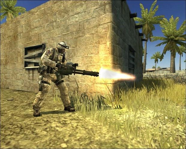Tactical Advancing Mod 2.0