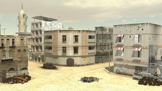 Black Hawk Down Map Pack 0.22b