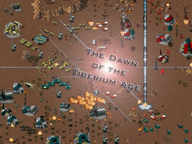 The Dawn of the Tiberium Age 1.08