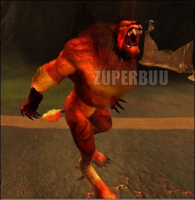 Red XIII Skin
