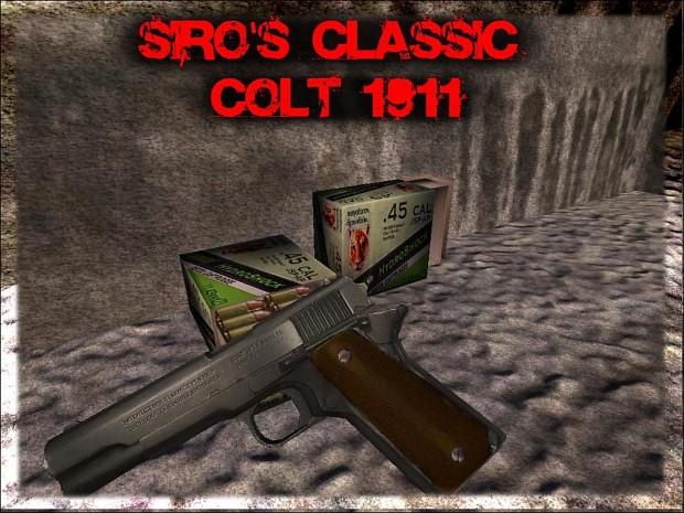 Siro's Classic Colt 1911 1.1