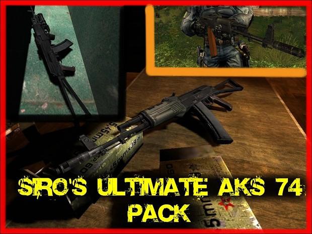 Siro's Ultimate AKS-74 Pack 1.0