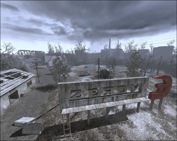 Pripyat Exclusion Zone 2.0