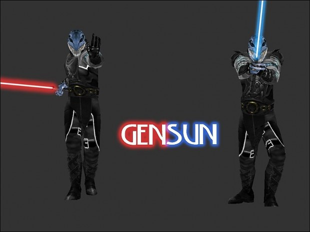 Gensun - Gray Jedi 1.0