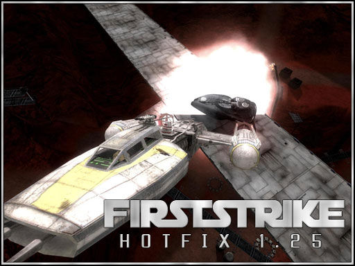 First Strike 1.25 (Hotfix)