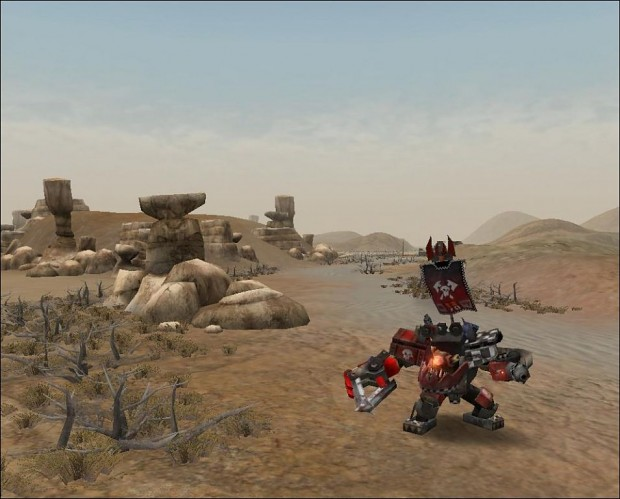 Jaguar Desert 1.0