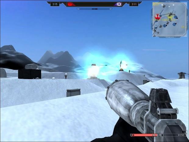 First Strike SP Unlocks (Beta)