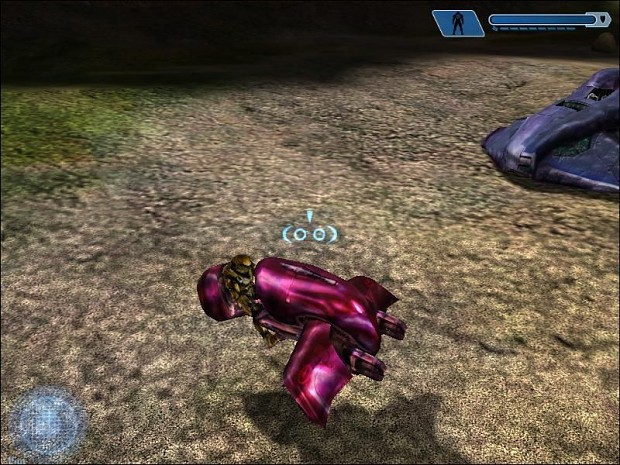 Halo 2 Ghost Skins