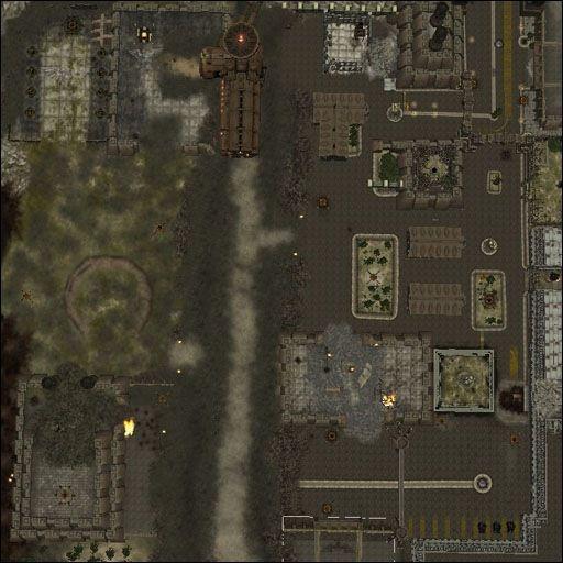 Adeptus Titanicus City 1.0