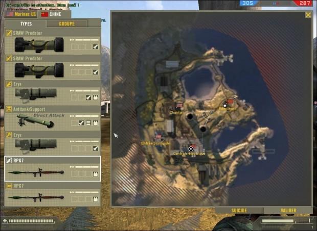 Rocket Launchers mini mod 1.0