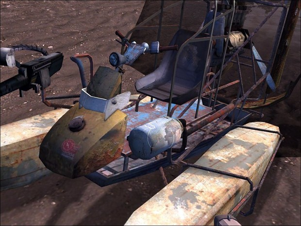 FAKEFACTORY's Hi-Res Airboat and Buggy skins 2.0