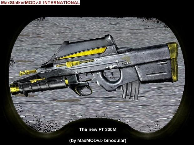 Optional FT 200M Reskin for MaxMOD v5 (International)
