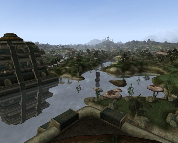 Morrowind Graphics Extender 3.3.2
