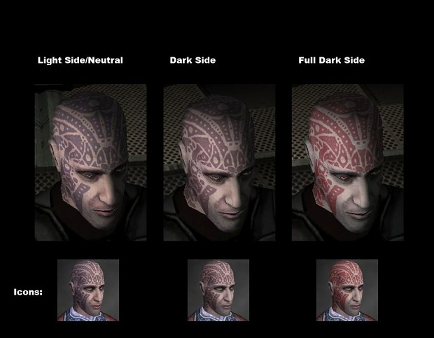 Uthar Head Replacement