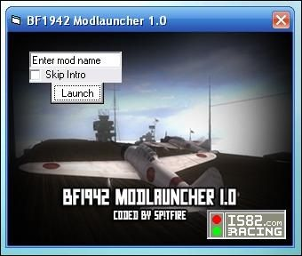 BF1942 Mod Launcher 1.0