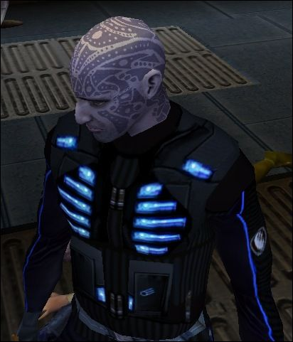 Miner Uniform Reskin