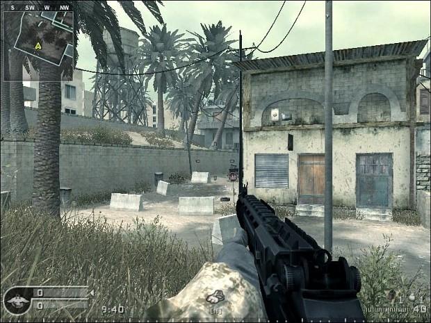 Project's M14 SOCOM 1.0