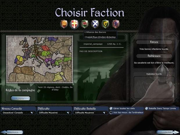 Alliance des Barons (Playable)