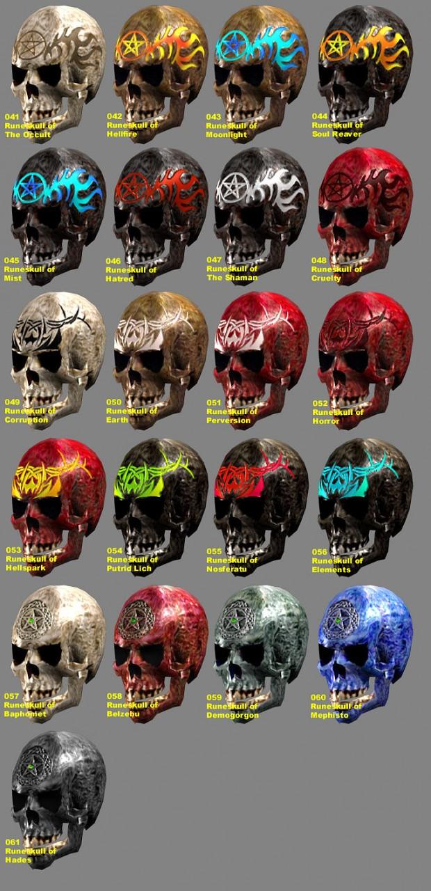 RuneSkulls 1.1