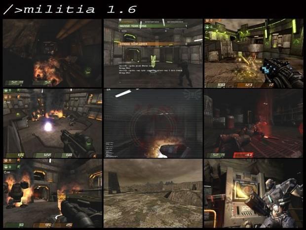 Militia 1.1.6 (Update)